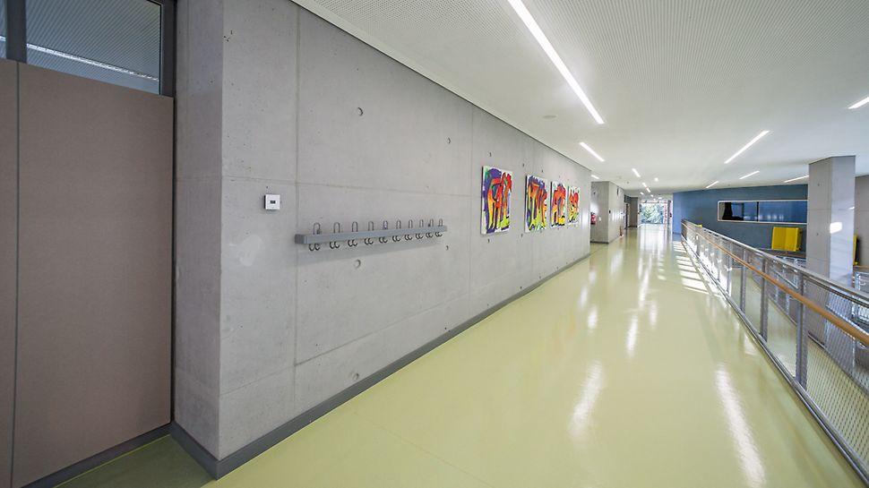 Margarete-Steiff-Schule, Stuttgart-Möhringen, Deutschland