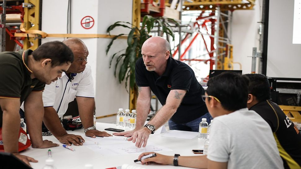 David Mosley, NASC Training director and CISRS Managing Director, during the Meet & Greet event with Malaysian authorities and industry representatives
