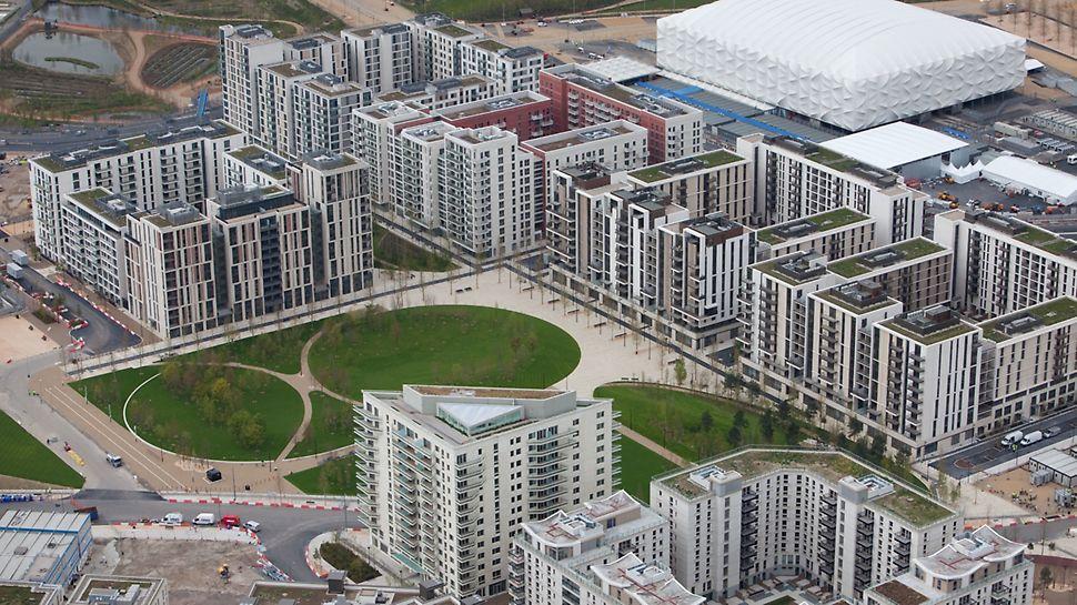 2012年ロンドンオリンピック選手村