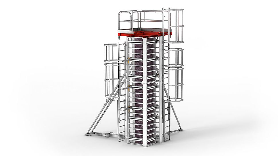 RAPID для больших нагрузок и качественной бетонной поверхности