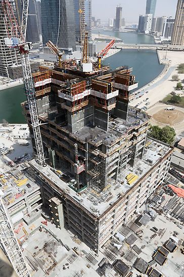 habtoor-residence-towers
