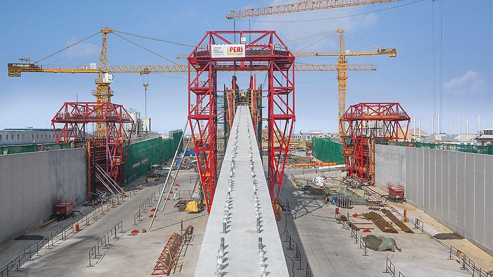 Progetti PERI - Ponte Hongkong-Zhuhai-Macao Bridge (HZMB), Cina