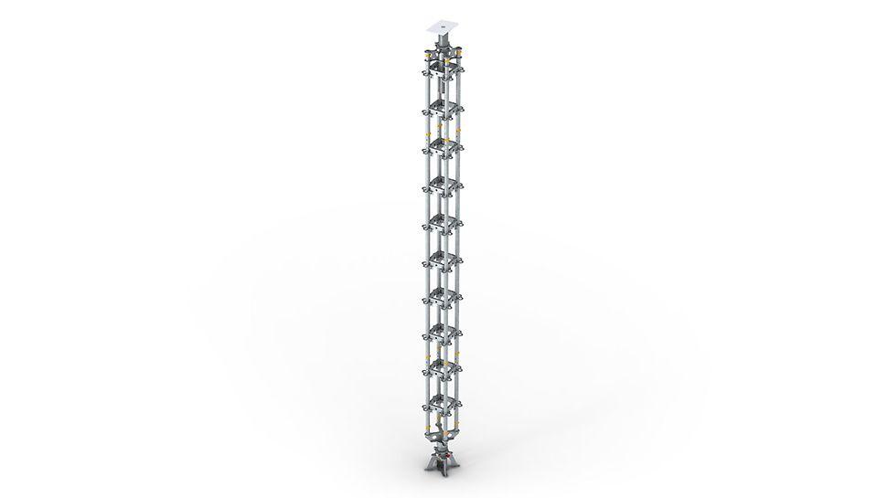PERI UP Flex Tunglasttårn Tunglasttårn med integrert lastkontroll
