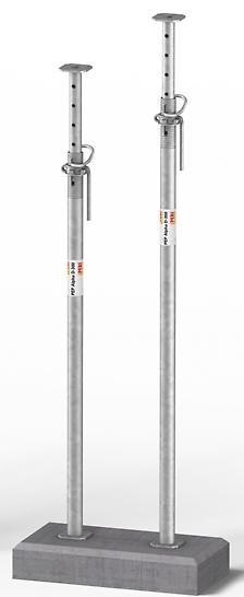 Alpha D-350, oțel de înaltă capacitate