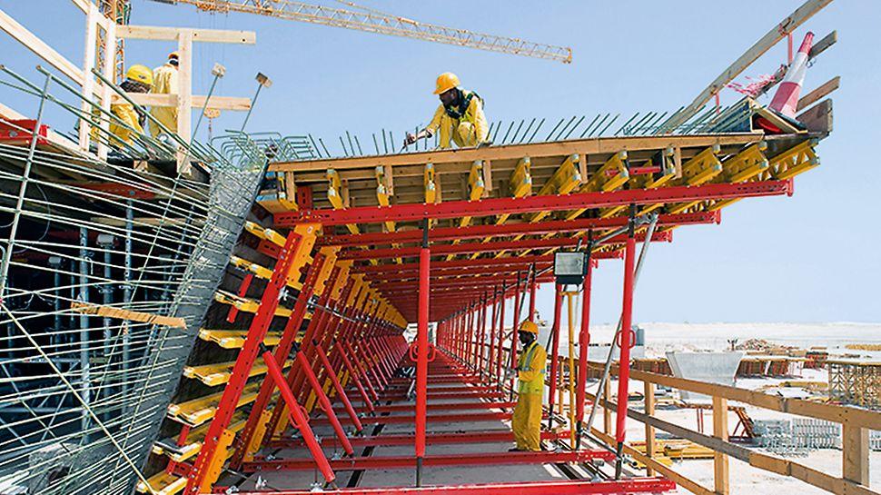 Zeitsparende und kosteneffiziente Baustellenmontagen