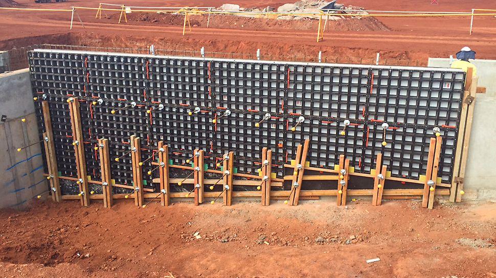 Infrastructure buildings