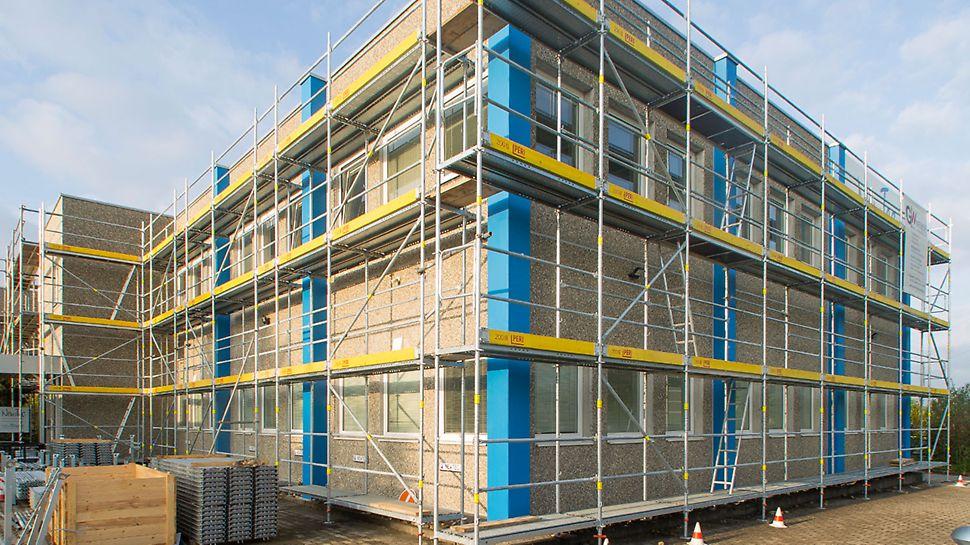 Fassadensanierung Bürogebäude, Pfaffenhofen