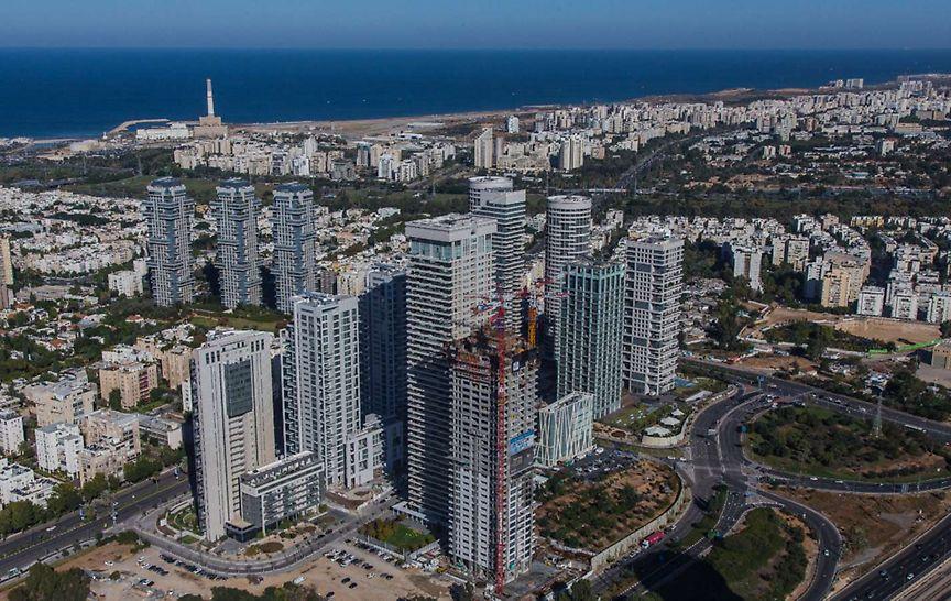 מגדל W-PRIME, תל אביב