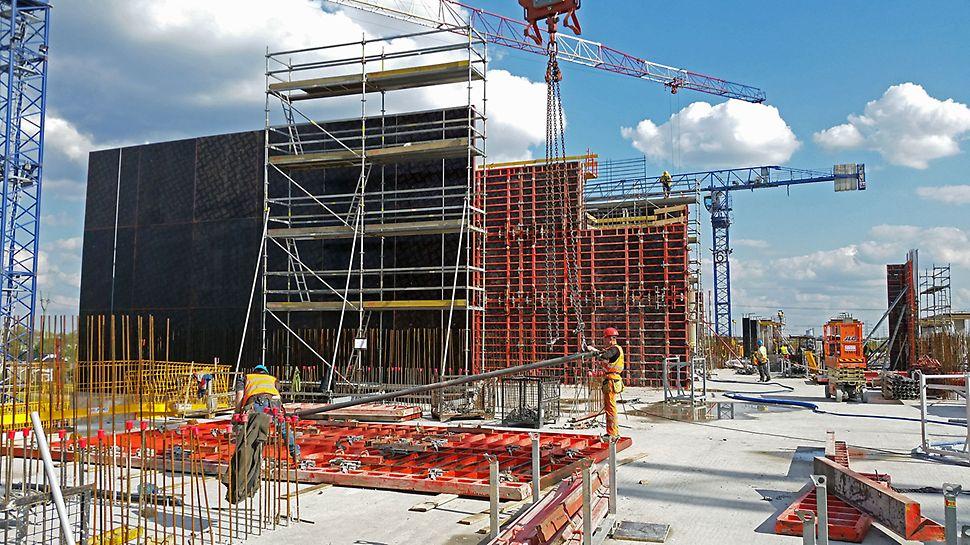 Bezpieczne i wydajne prowadzenie prac to jeden z podstawowych wymogów budowy