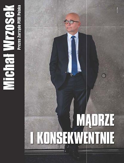 Wywiad z Prezesem PERI Polska - Michałem Wrzoskiem, Builder 12/2019