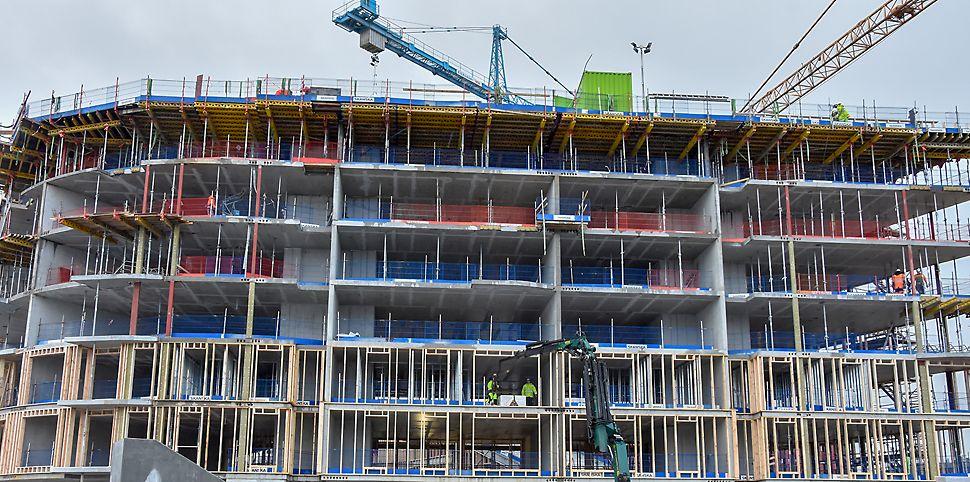 Boligprosjektet Havneparken i Sandnes