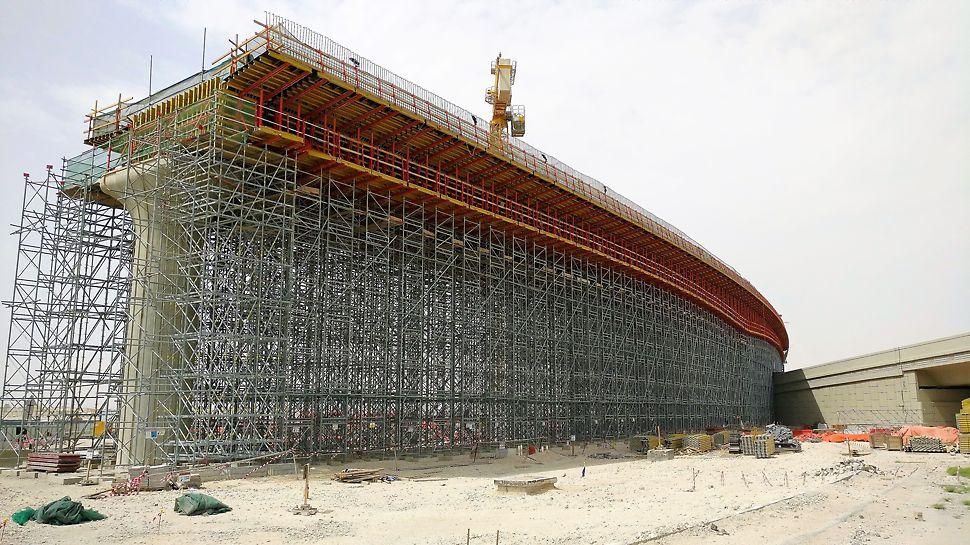 Construction and Upgradation of Al Rayyan Road