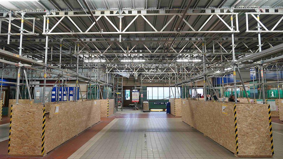 Rekonstrukce vlakového nádraží, Hradec Králové