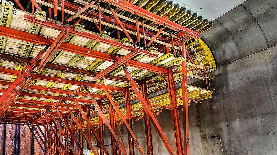 Marieholms Tunnel, Göteborg, Schweden