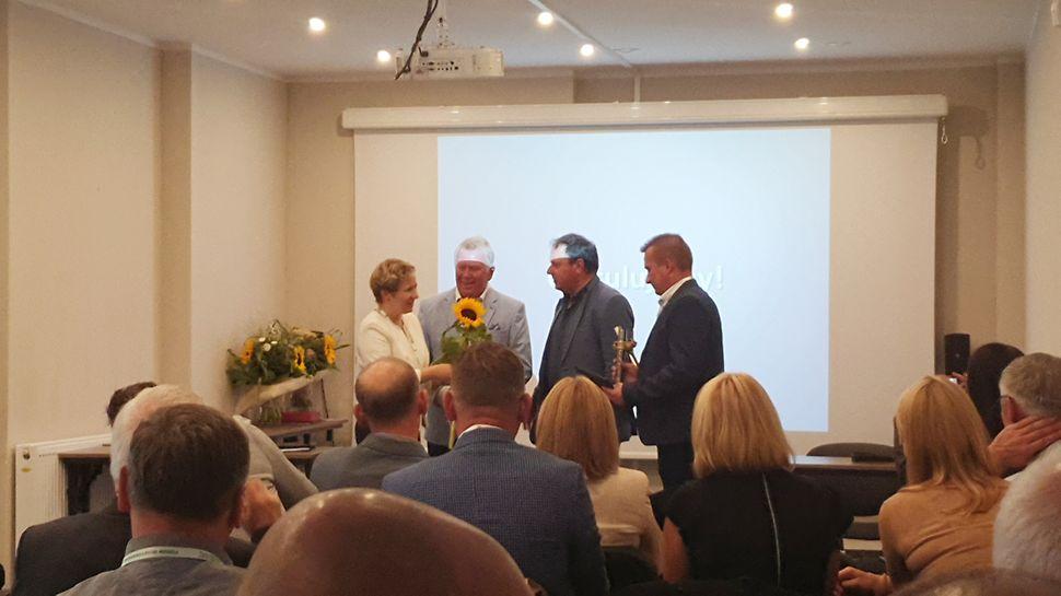 Złoty Kuplung 2019 dla PERI Polska