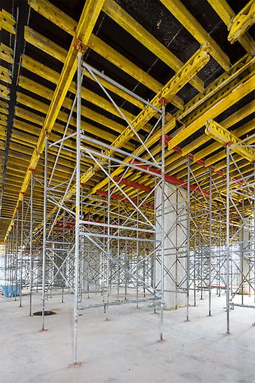 Shoring Scaffolding Systems : Pd shoring system