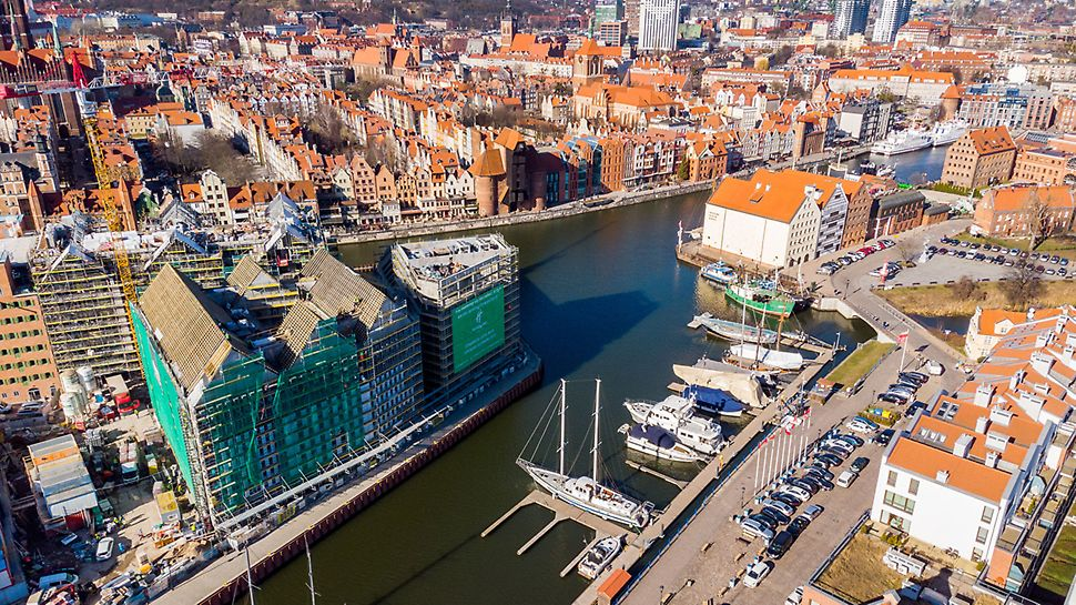 Granaria, Gdańsk