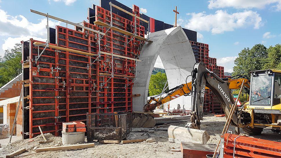 Novostavba rímsko-katolíckeho kostola, Žilina, časť Budatín