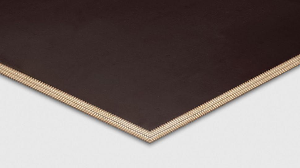 Maxiform S-Twin od PERI je velká dřevěná deska s březovými dýhami pro systémová bednění.
