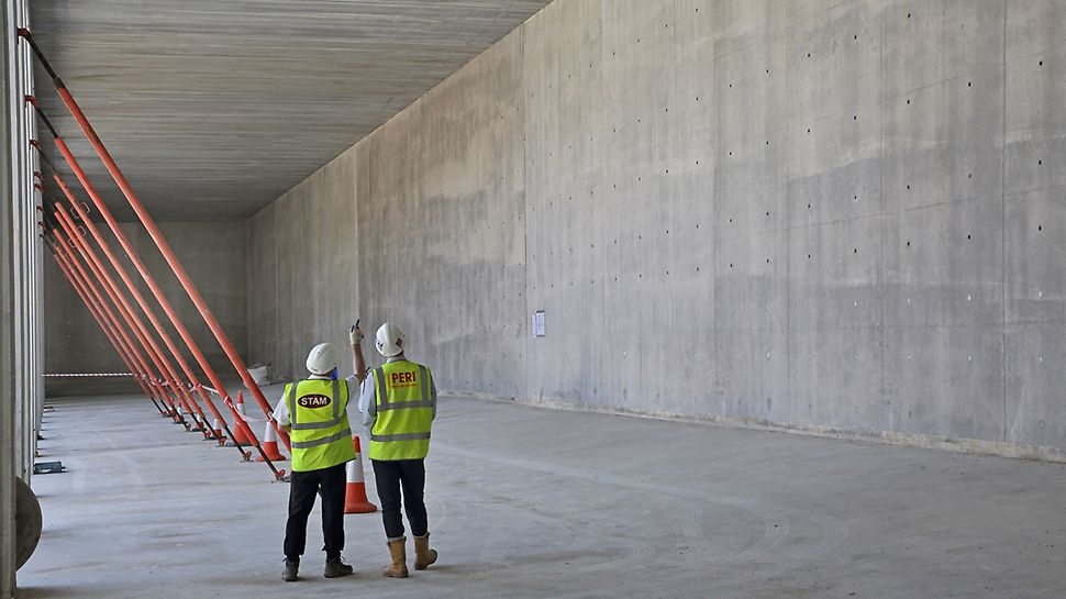 Wall Finishing Services : Ambergate reservoir