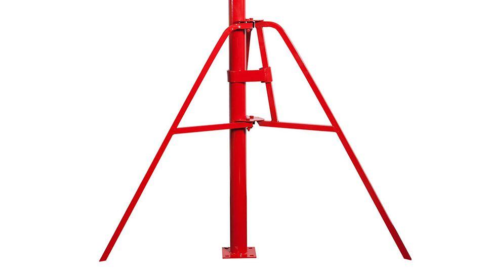 несущая способность, телескопические стойки, стойки для опалубки, стойки перекрытий, телескопические стойки