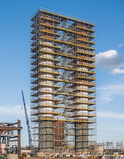 U Edmontonu/Alberti gradi se najmodernija rafinerija naftnog pijeska na svijetu na površini od 2 km².