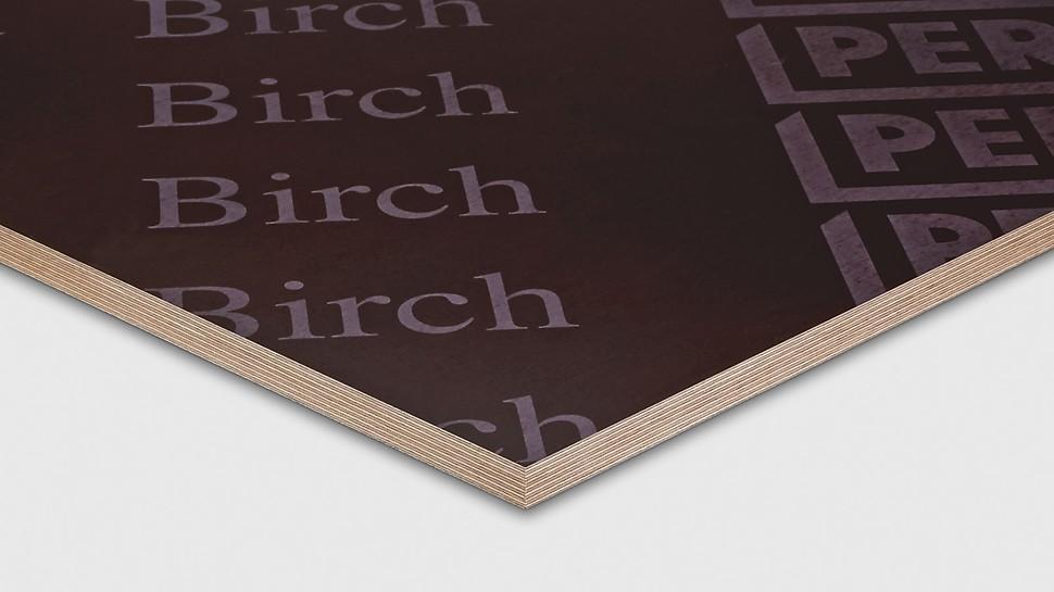 Το μπετοφόρμ Birch της PERI χρησιμοποιείται σε όλες τις επιφάνειες τοίχων και πλακών.