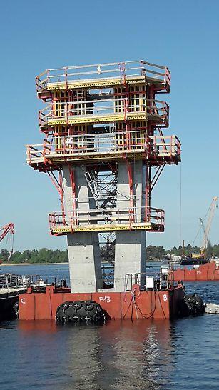 Fjordforbindelsen: SCS klatring med VARIO-forme – klar til støbning