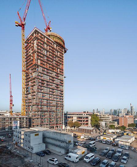 Henninger Turm, Frankfurt am Main