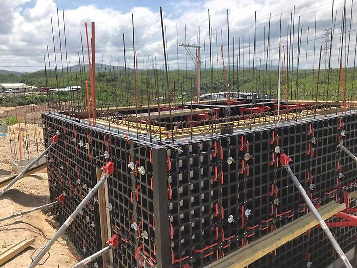 Amoa Cebu Medium cost mass Housing Units.