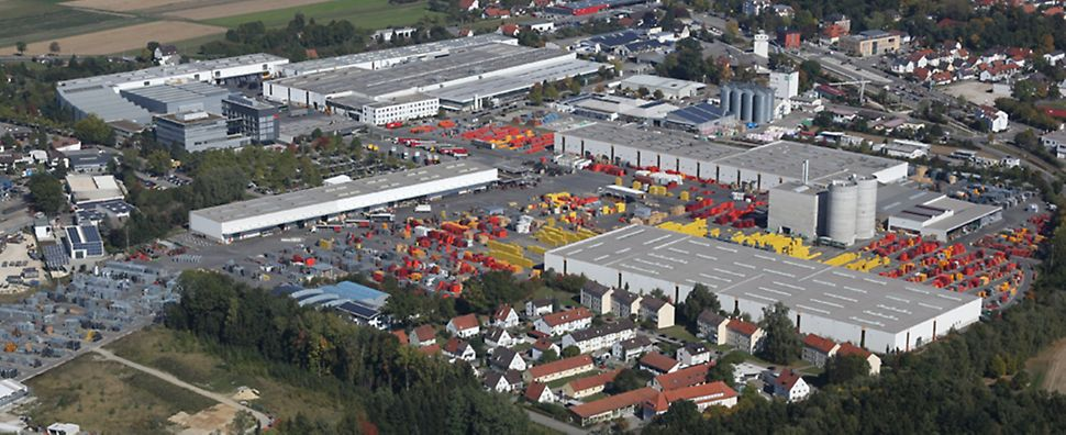 PERI GmbH, Weißenhorn (Baviera)