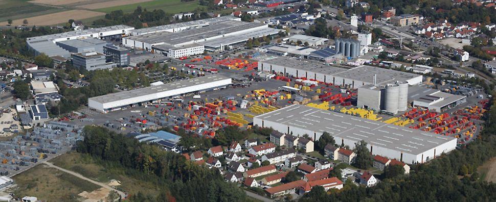 PERI GmbH, Weißenhorn, Německo