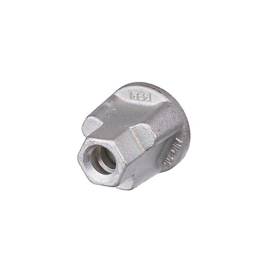 Cam Nut, for anchoring with tie rod Ø15