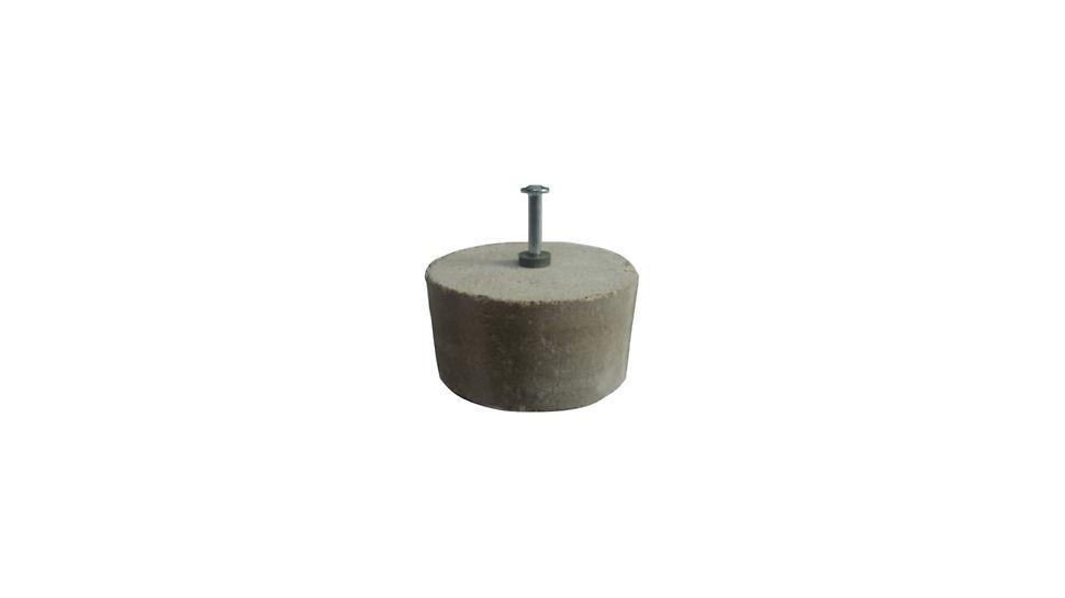 Forskalingsanslag betong med pakning