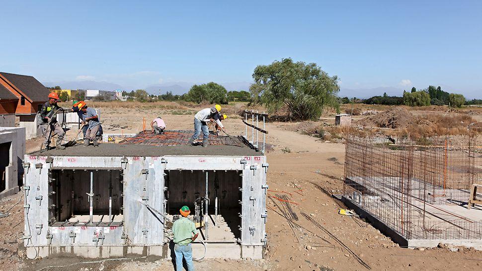 Monolitna gradnja kuća u 2-dnevnom taktu