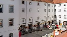 Generalsanierung Stadtschloss Günzburg