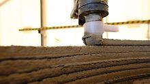 3д печать бетона