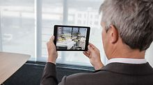 """Augmented Reality is much more than just a """"nice gimmick"""" – because it helps to look at 3D models and in effect go through them in detail. This goes hand-in-hand with a better understanding of, for example, planned PERI UP solutions. This helps to deal with the intended scaffolding construction long before the start of the project and thus increases execution reliability."""