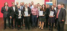Die erneute Wahl zum besten Arbeitgeber im Landkreis Neu-Ulm ist eine wichtige Auszeichnung für PERI und zeigt, dass das Weißenhorner Unternehmen als potenzieller Arbeitsgeber sehr interessant für die Nachwuchskräfte ist.