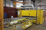 Een grote afzuigcapaciteit en een reinigingsproces in een afgesloten deel van de machine zorgen voor veel minder stof en een gezondere werkomgeving.
