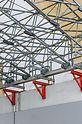 Wetterschutzdach Kühlhaussanierung, Lohne (Oldenburg)