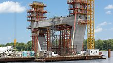 Ohio River Bridge, Louisville, Kentucky, SAD