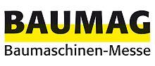 Logo der BAUMAG Baumaschinen Messe