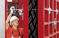 PERI Pressemeldung - Neue Arbeitszeit-Richtwerte für Rahmenschalungen