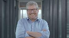 Interview mit PERI Produktmanager Werner Brunner: Er erzählt über die Besonderheiten der bauma Messe in München.