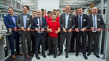 Official opening of the new PERI Vocational Training Centre