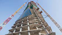 Lo Storto, der Verdrehte, künftiges Verwaltungsgebäude der Generali Versicherungsgruppe