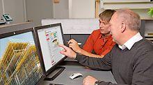 Die PERI Anwendungstechniker haben umfassende Planungserfahrung aus Projekten weltweit, sie werden regelmäßig mit unterschiedlichsten Anforderungen konfrontiert. Das macht die PERI Anwendungstechniker zu wertvollen Ideengebern für effiziente und wirtschaftliche Komplettlösungen.