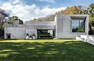 Concrete House: De betonconstructie is het eerste volledige woonproject van PERI met DUO in het Verenigd Koninkrijk. (Foto: seanpollock.com)