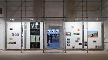Основной проект Шестой Московской Биеннале современного искусства Архитектура проекта: Федор Дубинников, архитектурное бюро MEL